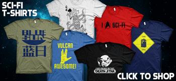 Sci-Fi Shirts
