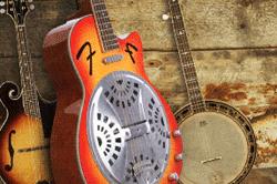 Classic Folk Instruments