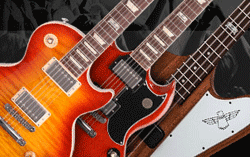 Gibson 2014 Models Now in Stock
