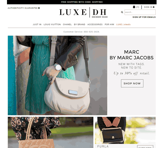 LuxeDH