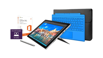 $150 off Surface Pro 4