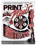 Sale On PRINT Magazine Summer 2016