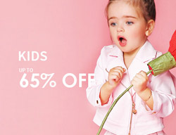 65% off kids items