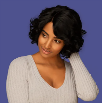 Down to $130.99 Loose Wave Side Part Lace Bob Wig